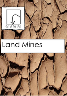 Topical issues. Land Mines. Facts and Worksheet