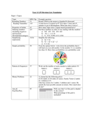New 9-1 GCSE Maths Practice Papers Set 6 Revision Grids