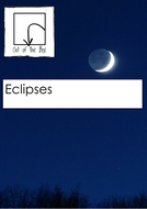 Space. Eclipses. Facts and Worksheet