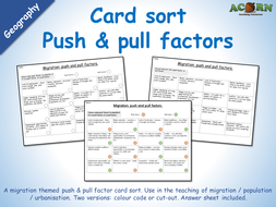 Geography---migration-push-and-pull-card-sort.pptx