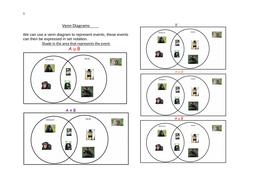 S1 edexcel venn diagram and tree diagrams by Gandhi_the