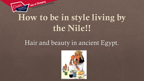 level 2 technicals C&G. topic 2.1. Ancient Egypt. UPDATED.