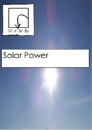 Science. Solar Power. Facts and Worksheet