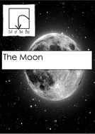 Space. The Moon. Facts and Worksheet