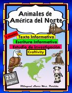 Animales-de-America-del-Norte-Texto-Informativo-Estudio-de-Investigacion-Research-Informational-Text-Writing-Craftivity.pdf