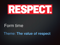 Form assembly Respect 1