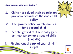why did china get rid of the one child policy