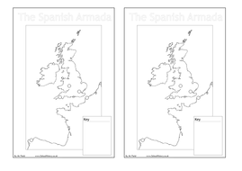historic environment naval warfare events of the spanish armada by sambennett teaching resources. Black Bedroom Furniture Sets. Home Design Ideas