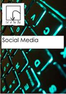 Social Media. Facts and Worksheet