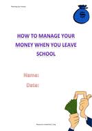 basic budget worksheet entry 3 level 1 ks4 maths by linc99