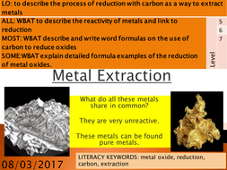 5.4.1.3-4-Extraction-of-Metals-and-displacement.pptx