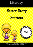 Easter Story Starters For Writing
