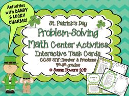 CandyandFractionsMathProblemSolvingActivitiesStPatricksStyle.pdf