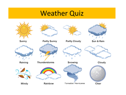 ks3 geography weather quiz by leah mcfarlane teaching resources. Black Bedroom Furniture Sets. Home Design Ideas