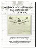 AnalyzingSourceDocumentsEmancipationProclamationCommonCoreAligned-2.pdf
