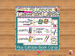 Labels-for-Classroom-Supplies-Chevron-by-Nyla-at-TES-Resources.pptx