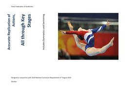 Gymnastics SOW KS1-5 (+ Parkour)