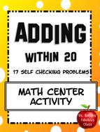 adding-within-20.pdf