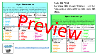 Complex-Sentences-Writing-(Super-Sentences)-Preview-File2-TES..pdf