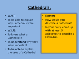 Medieval Cathedral - State and Church