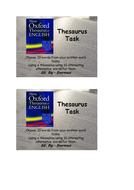 Thesarus-task.doc