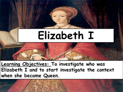 Who-was-Elizabeth-I.ppt