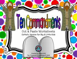 TenCommandments-CatholicCut-PasteWorksheets2015byTheTreasuredSchoolhouse.pdf