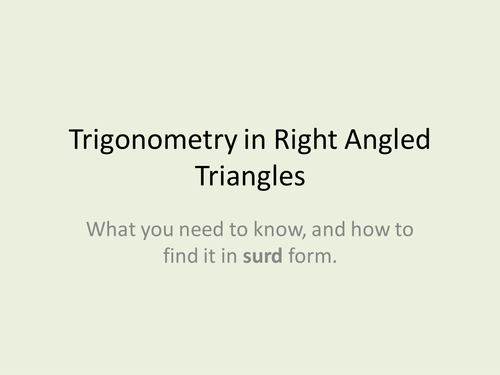 Surds-in-trigonometry.pptx