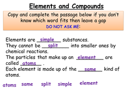 Year 8 chemistry elements compounds atomic theory alkali metals year 8 chemistry elements compounds atomic theory alkali metals halogens urtaz Images