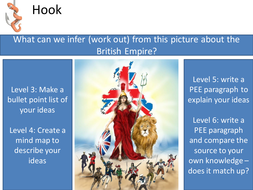 British Empire  Benefits by khhgss  Teaching Resources  Tes