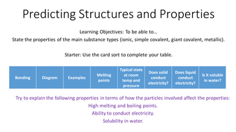 9-Predicting-Structures-and-Properties-HAndout.pptx