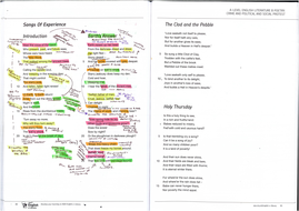holy thursday songs of experience analysis