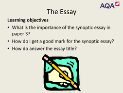 Argumentative Essay Thesis Example Aqa As  Alevel Biology  Specification  Mark Synoptic Essay Content Writing Services India also Research Proposal Essay Aqa As  Alevel Biology  Specification  Mark Synoptic  Buy Litrature Review