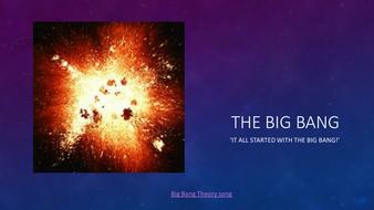 big bang theory intro lyrics