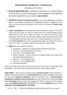 eduqas gcse english lit essay writing guide for a christmas a christmas carol essay plan advice sheet docx