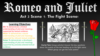 romeo and juliet act 3 analysis