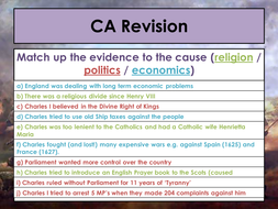 assessment english civil war causes by lucrich  teaching  lcapptx