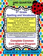 5thGradeSpellingandVocabularyCompleteProgramCommonCore2ndQuarter.pdf