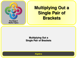 A--Multiplying-out-a-Single-Pair-of-Brackets.pptx