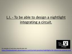 Electricity--Nightlight-Design.pptx