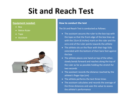 15 Fitness Test Reciprocal Cards