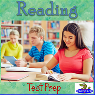Reading Comprehension Passages and Critical Thinking Questions TEST PREP