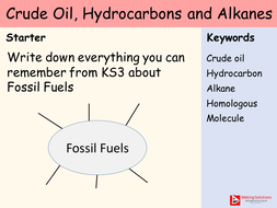 Chapter 7 (Hydrocarbons) - Lesson 1 - Crude Oil.pptx