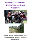 English Language Paper 2 Revision