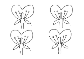New ks3 lesson on plant reproduction pollination with practical flower diagramscx ccuart Image collections
