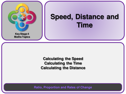 R--Speed--Distance-and-Time.pptx
