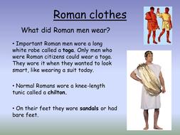 Roman Villa Facts Ks