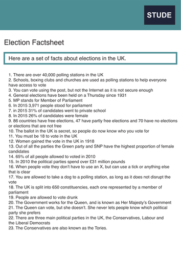 Worksheet On Interjections Pdf General Election  Worksheets Pack  Ks By Studeapps  Free Printable Compare And Contrast Worksheets Pdf with Year 5 Worksheets Maths Pdf General Election  Worksheets Pack  Ks By Studeapps  Teaching  Resources  Tes Geometry Transformation Worksheets