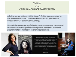OCR EMC Anthology Caitlin Moran Twitter Conversation 2014