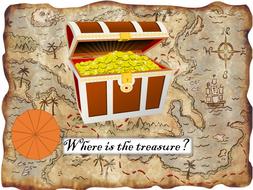 Treasure Hunt Plenary Game